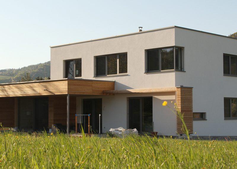 Einfamilienhaus Ziegelbauweise