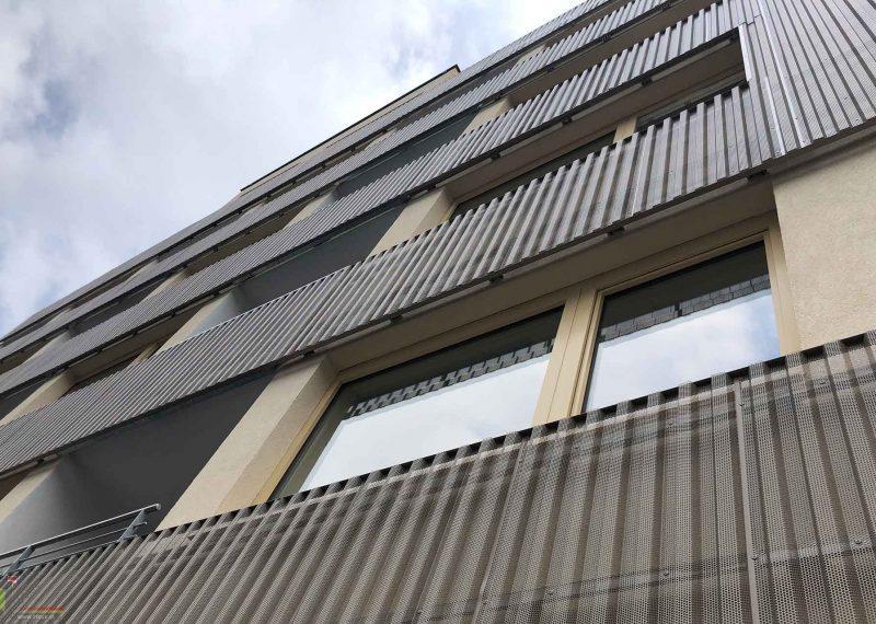 Neubau Wohnhausanlage Wien