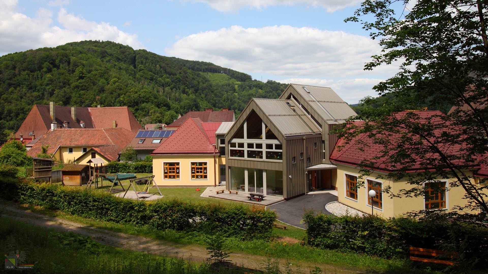 Zubau Kindergarten Lilienfeld