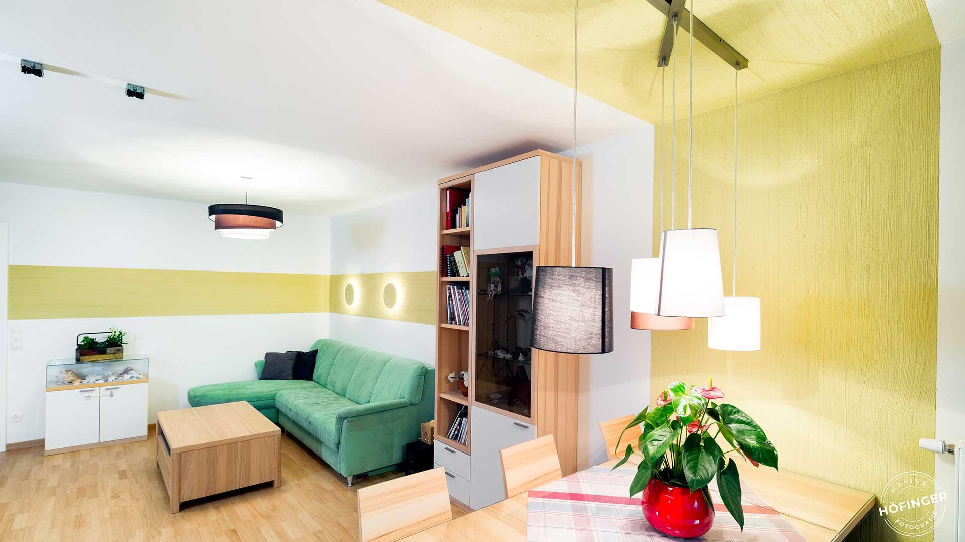 Lebensraumberatung in einer Wohnung