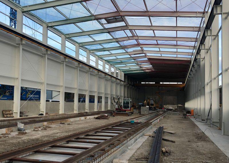 Projekt Halle Fischamend