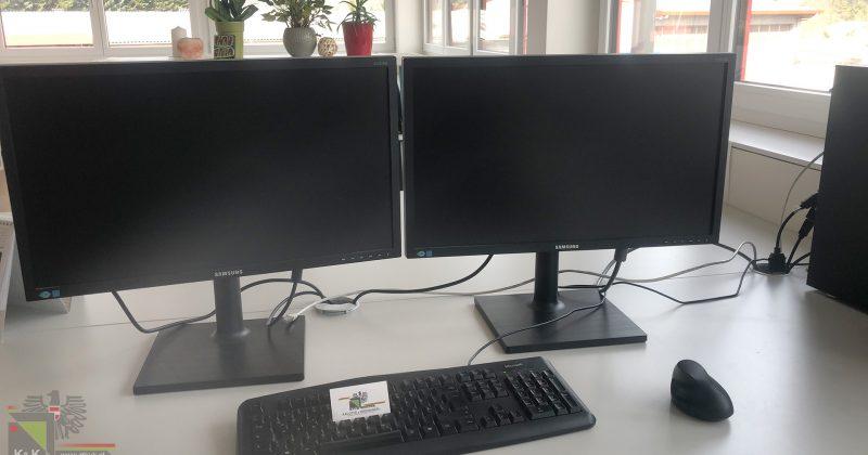 HomeOffice bei ZTKuK