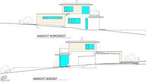 3D Plan Einfamilienhaus
