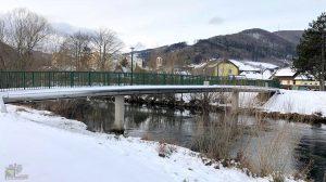sanierte Brücke in NÖ