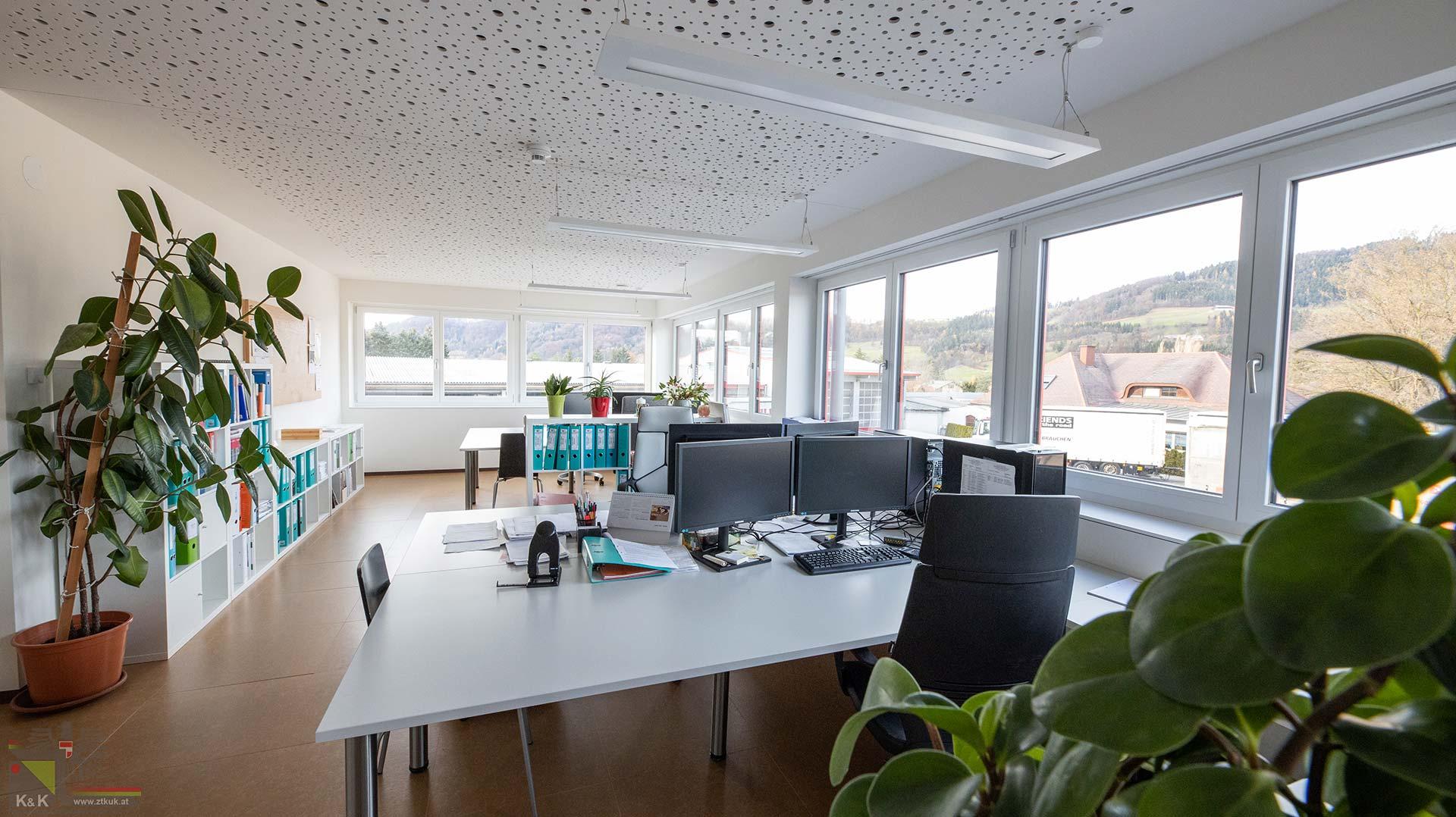 Büroräume ZTKuK