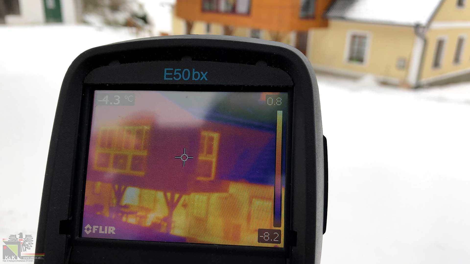 Thermografie Gutachten
