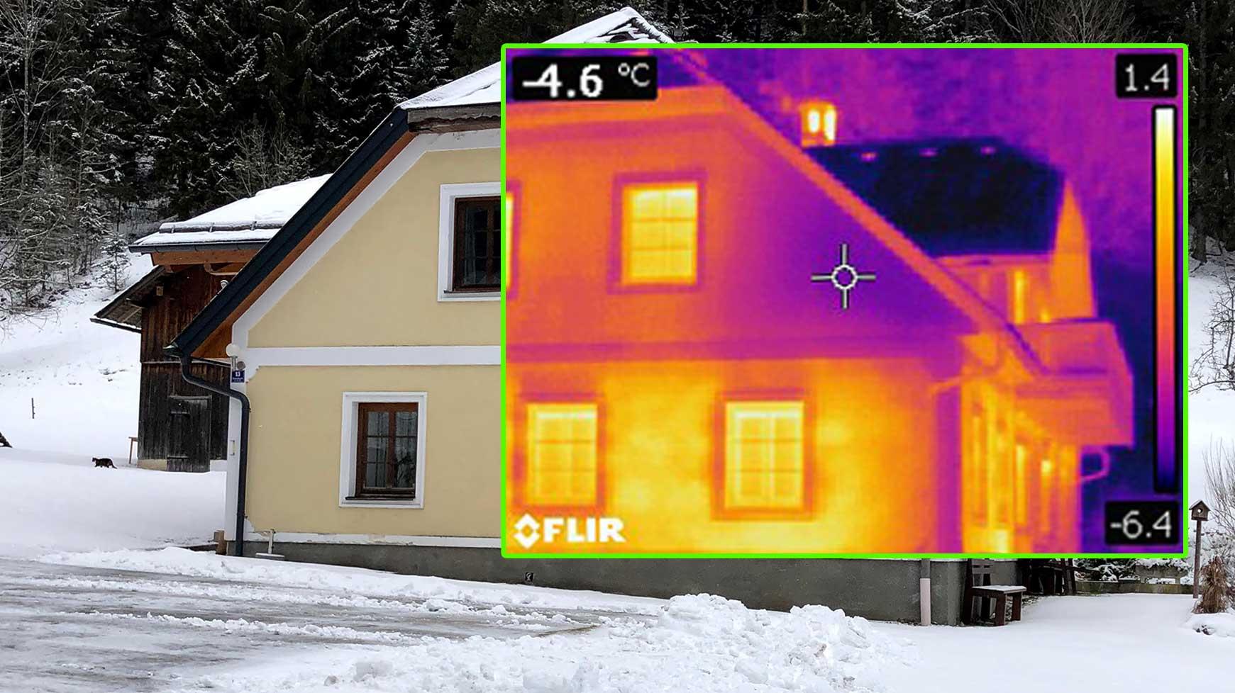 Thermografie - Bericht