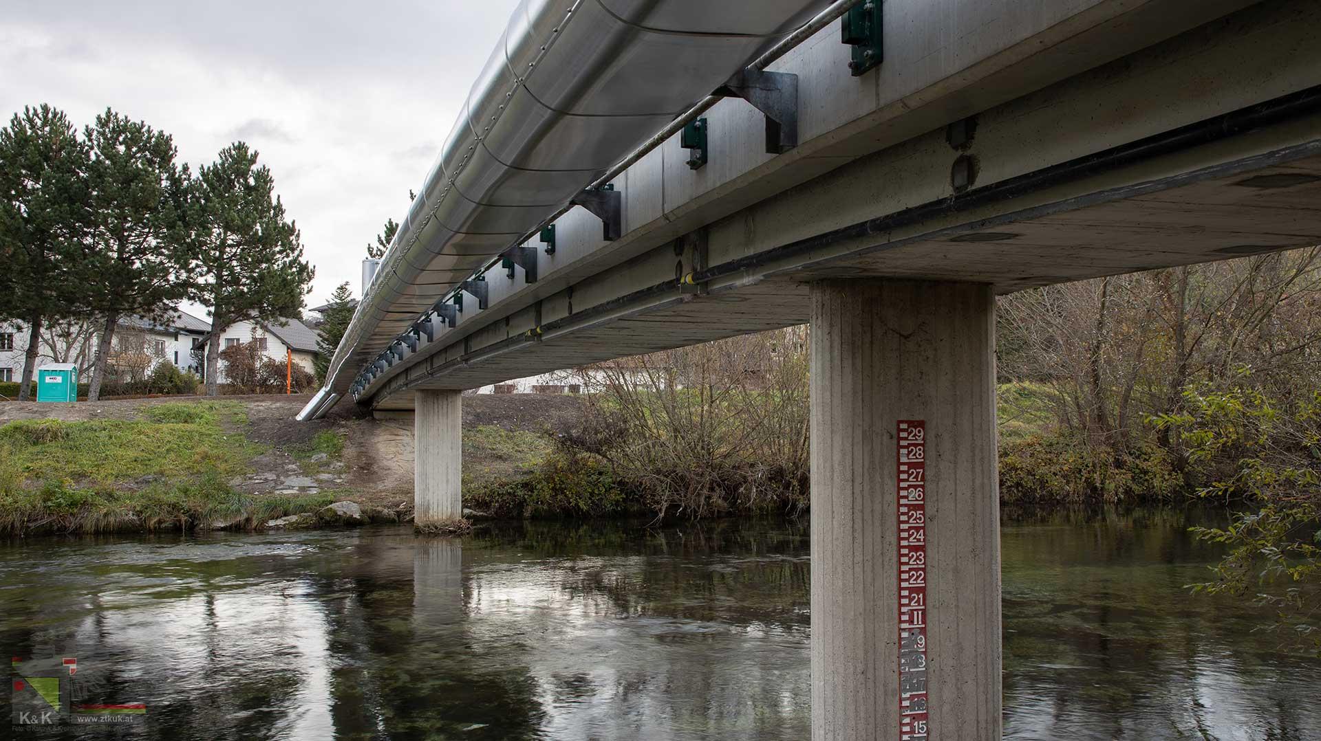 Brückensanierung Traisen