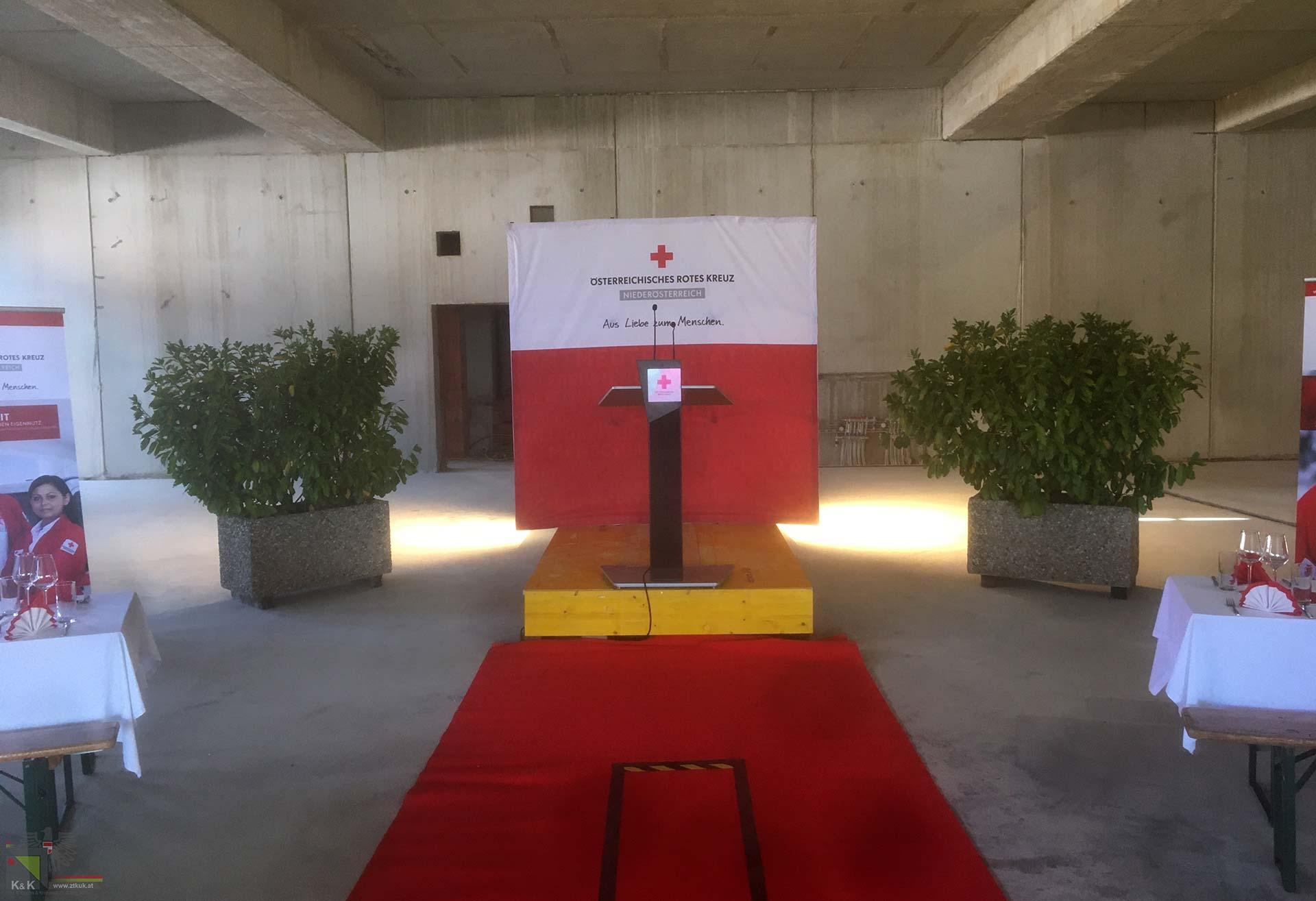 Neubau Rotkreuz Dienststelle