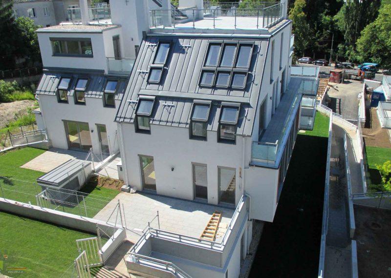 Neubau Wohnhausanlage